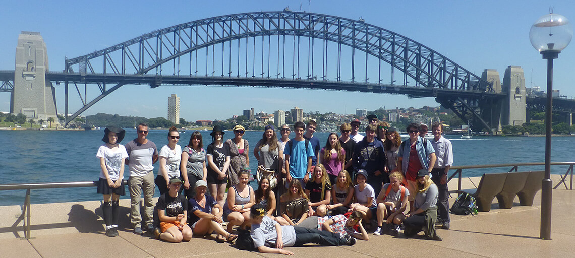 Senior Band Tour to Sydney